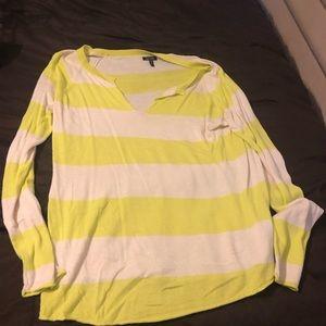Splendid striped sweatee